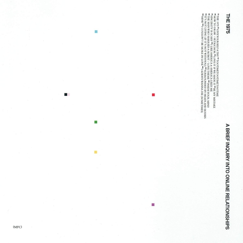 A Brief Inquiry Into Online Relationships by The 1975 by Interscope