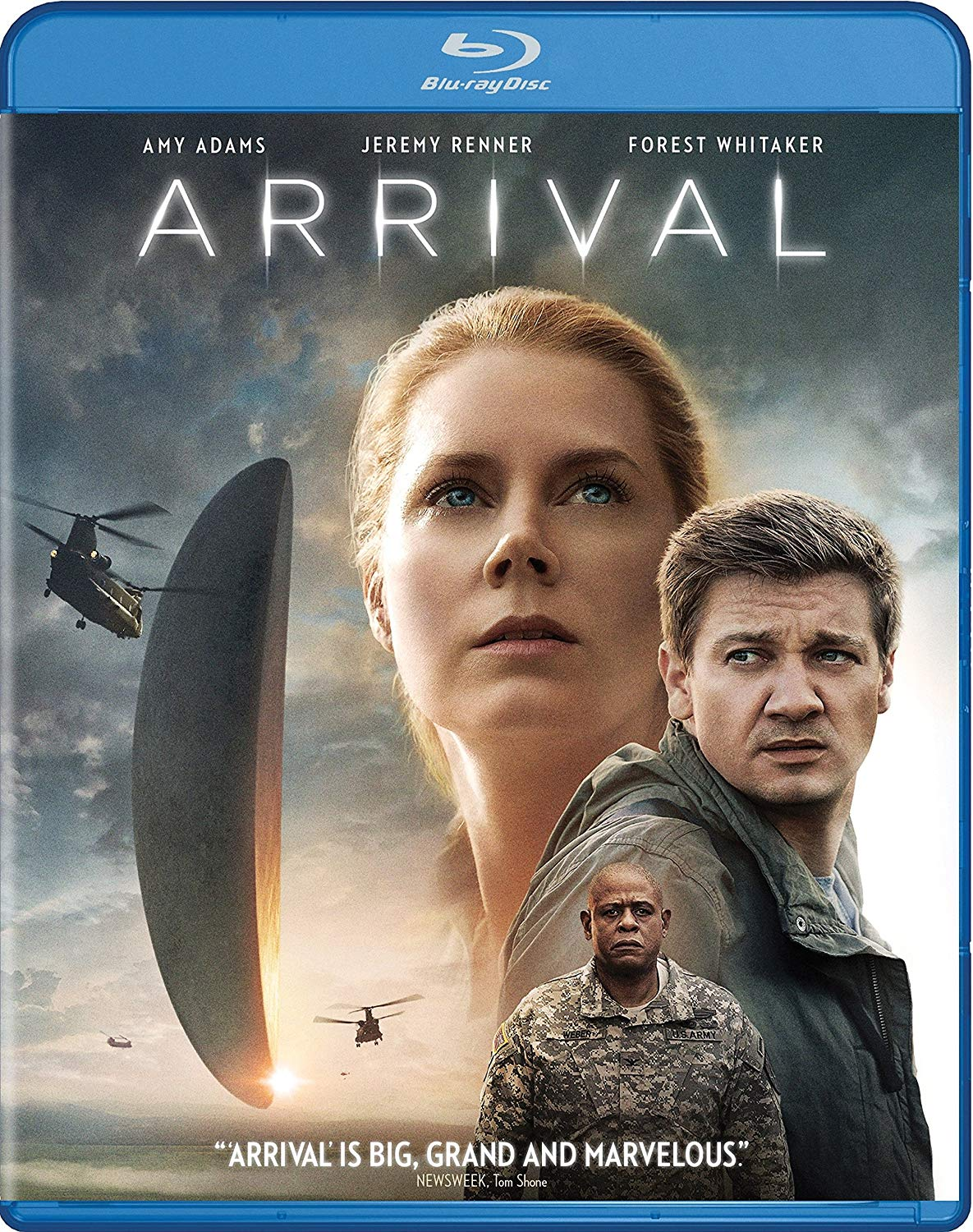 Arrival by Paramount