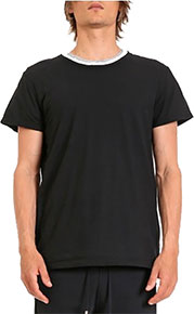 Men's Three-Pack Tricolor T-Shirts by Balmain