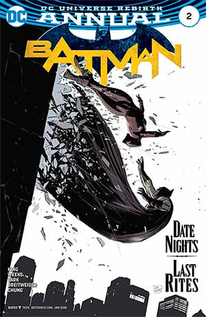 Batman Annual #2 by DC