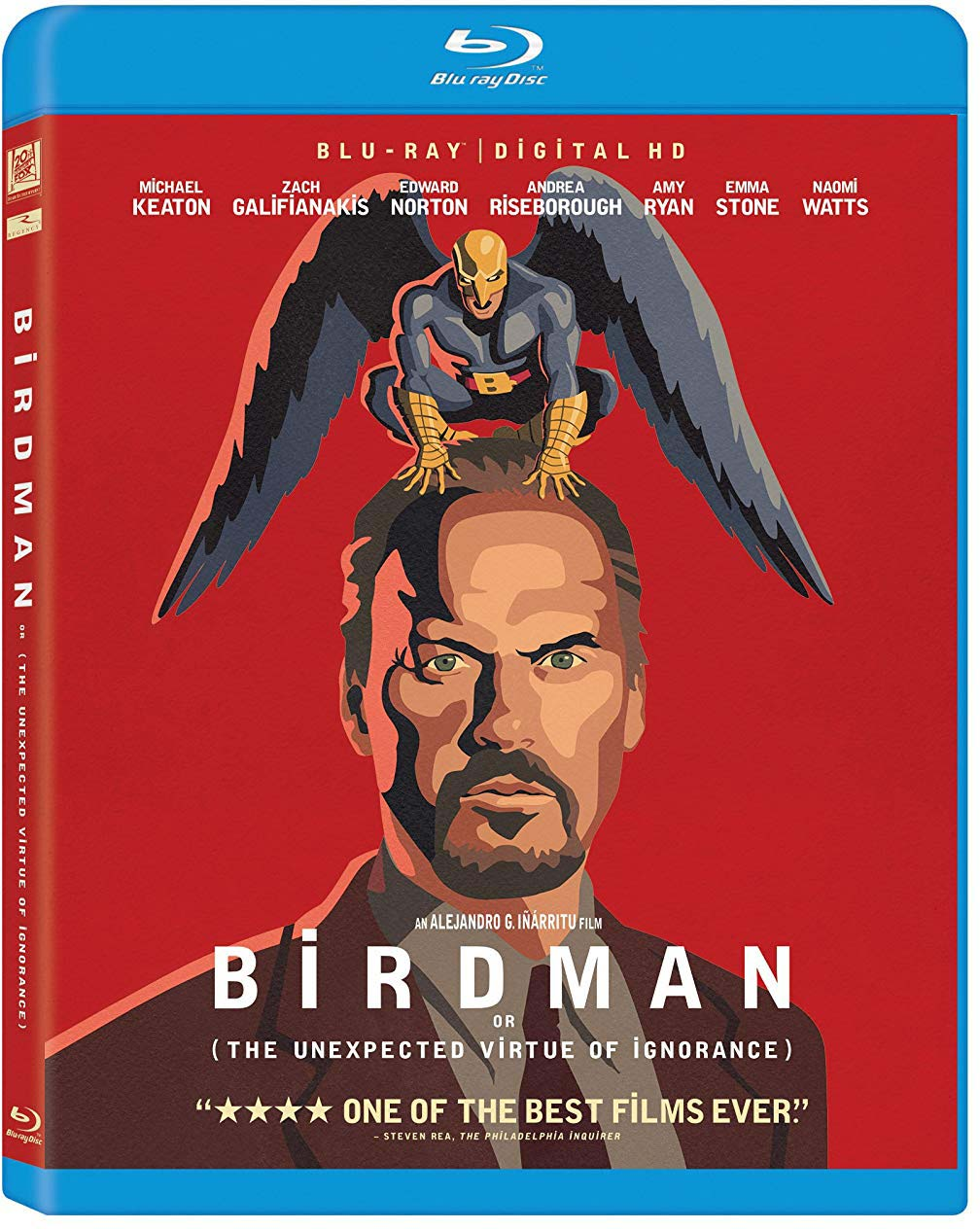 BIRDMAN or The Unexpected Virtue of Ignorance by Fox Searchlight