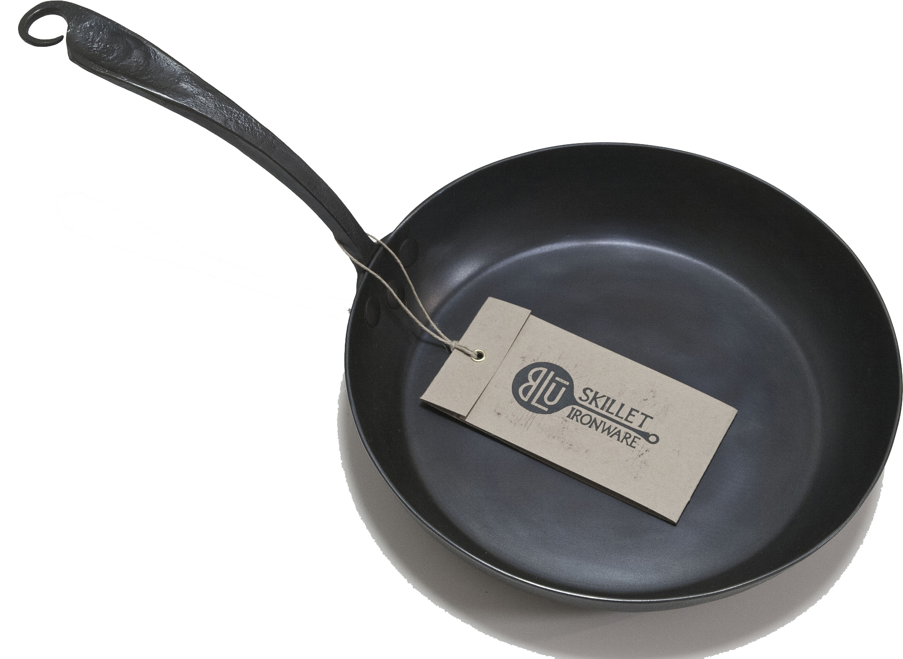 "13"" Fry Pan by Blu Skillet Ironware"