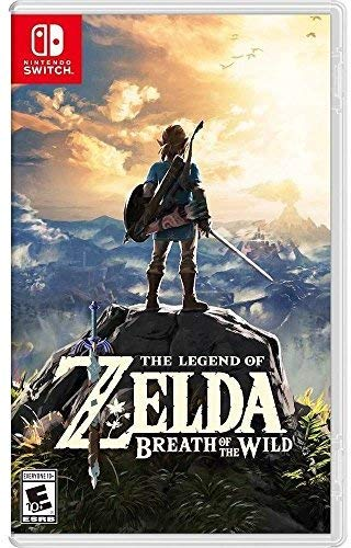 The Legend of Zelda: Breath of the Wild by Nintendo