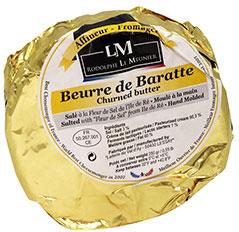 Beurre de Baratte by Rodolphe Le Meunier