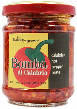 Calabrian Chili Paste Bomba di Calabria by Italian Harvest