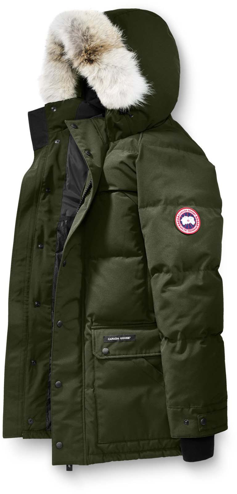 Men's Emory Parka by Canada Goose