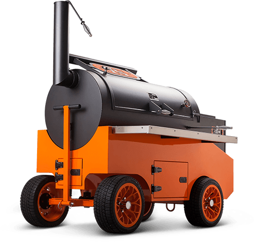 Cimarron Pellet Competition Smoker by Yoder Smokers