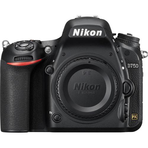 D750 by Nikon