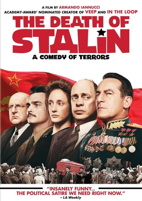 The Death of Stalin by Paramount