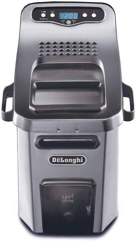 Livenza Easy Clean Deep Fryer by DeLonghi