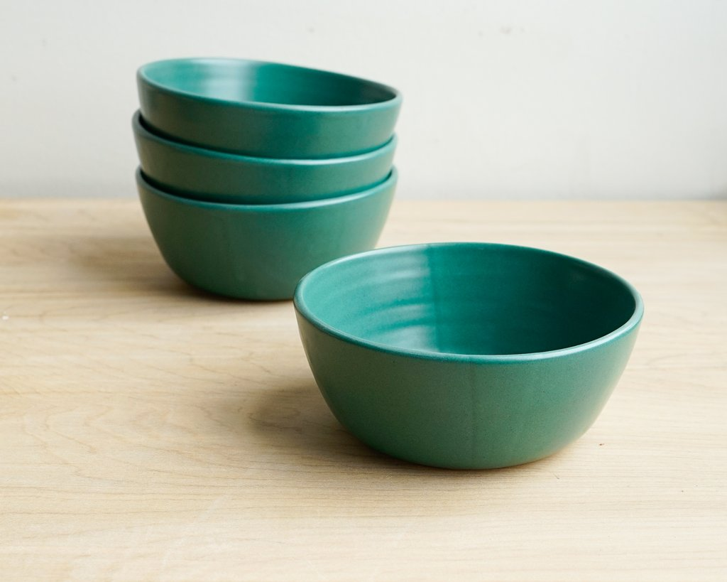 Forest bowls by Helen Levi