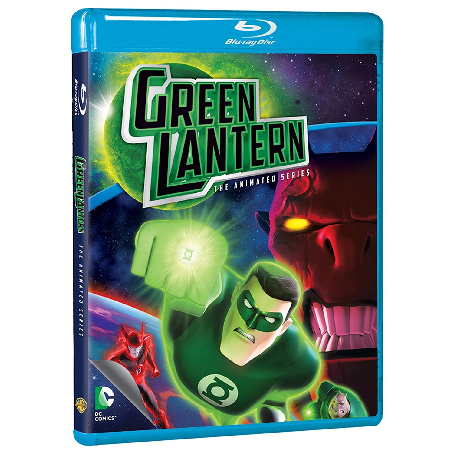 Green Lantern: The Animated Series by Warner Brothers