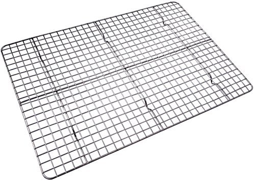 Half-sheet Cooling Rack by Checkered Chef