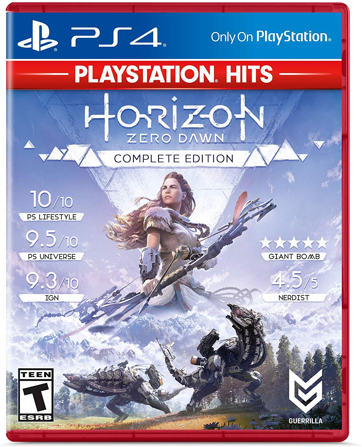 Horizon Zero Dawn by Sony Interactive Entertainment