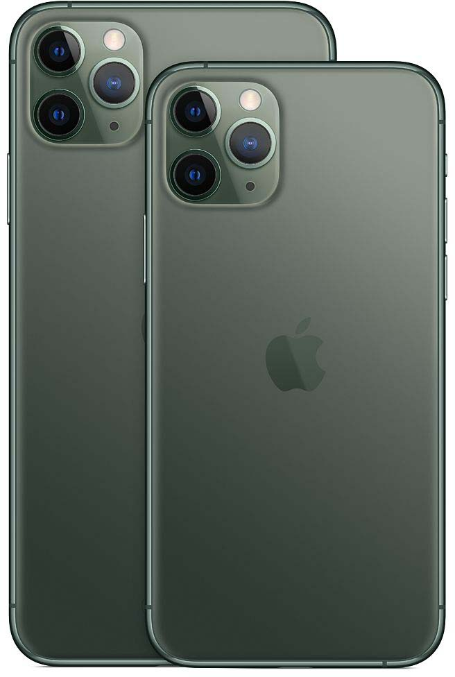 iPhone 11 Pro by Apple