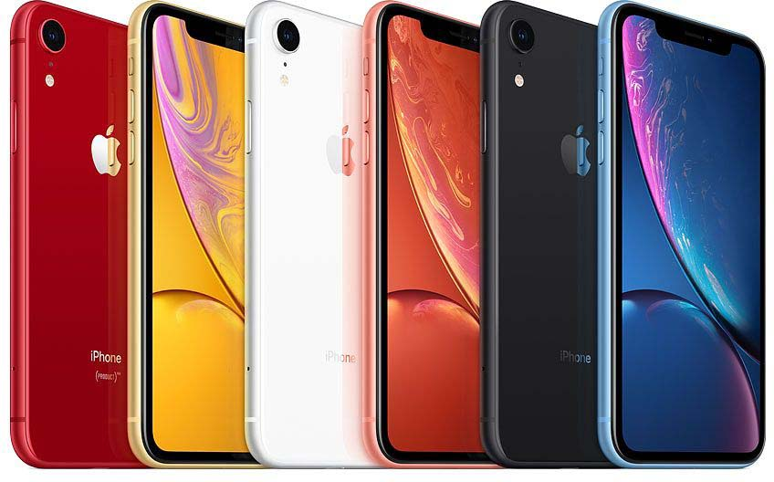 iPhone XR by Apple