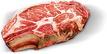 "California Reserve Dry Aged ""Jorge"" Cut Ribsteak by Flannery Beef"