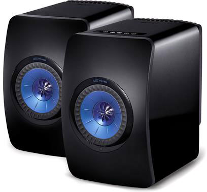 LS50 Wireless by KEF