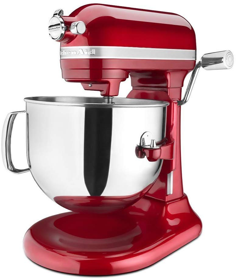 7-Quart Pro Line Stand Mixer Candy Apple Red by KitchenAid