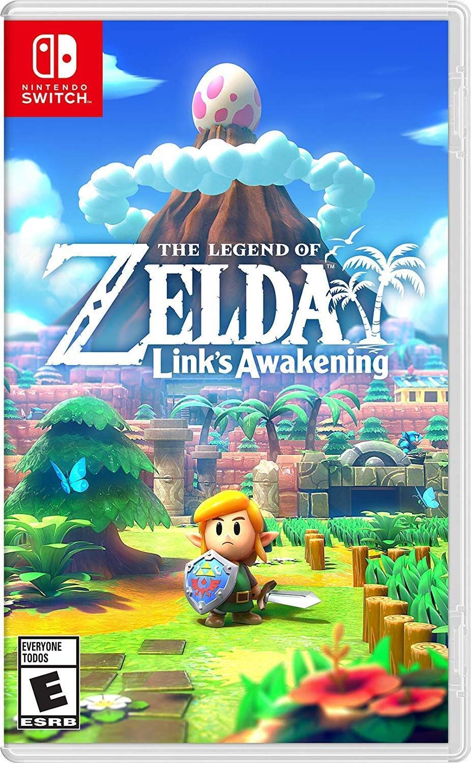 The Legend of Zelda: Link's Awakening by Nintendo