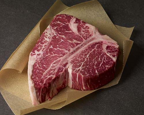 USDA Prime Dry-Aged Porterhouse Steak by Lobel's of New York