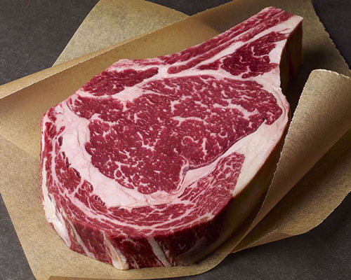 USDA Prime Dry-Aged Bone-in Rib Steak by Lobel's of New York
