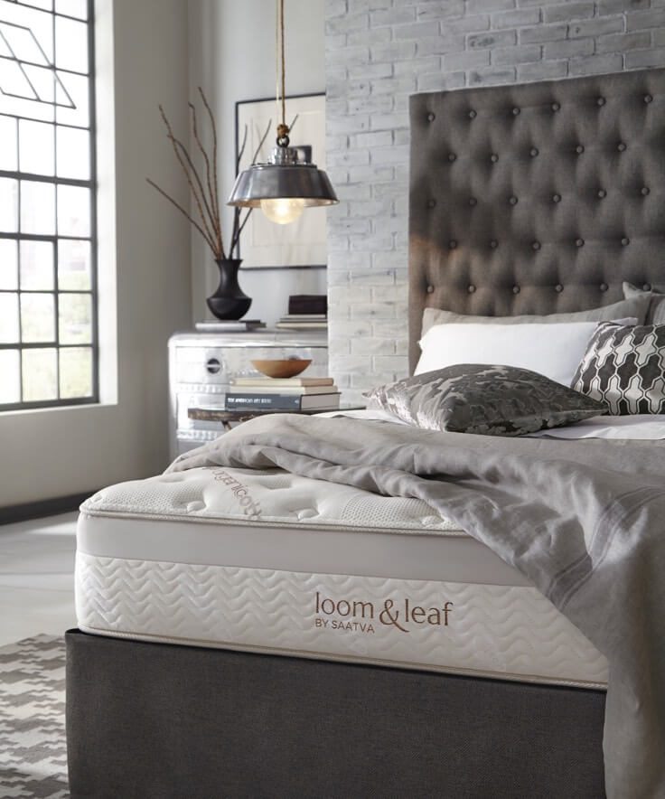 Mattress by Loom and Leaf