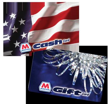 Gift Card by Marathon