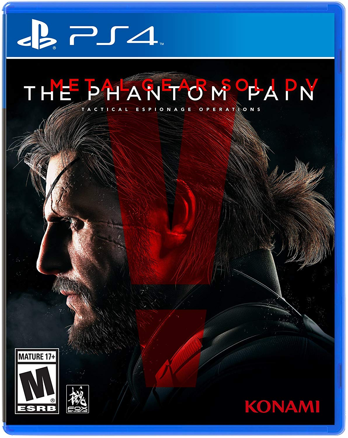 Metal Gear Solid V: The Phantom Pain by Konami