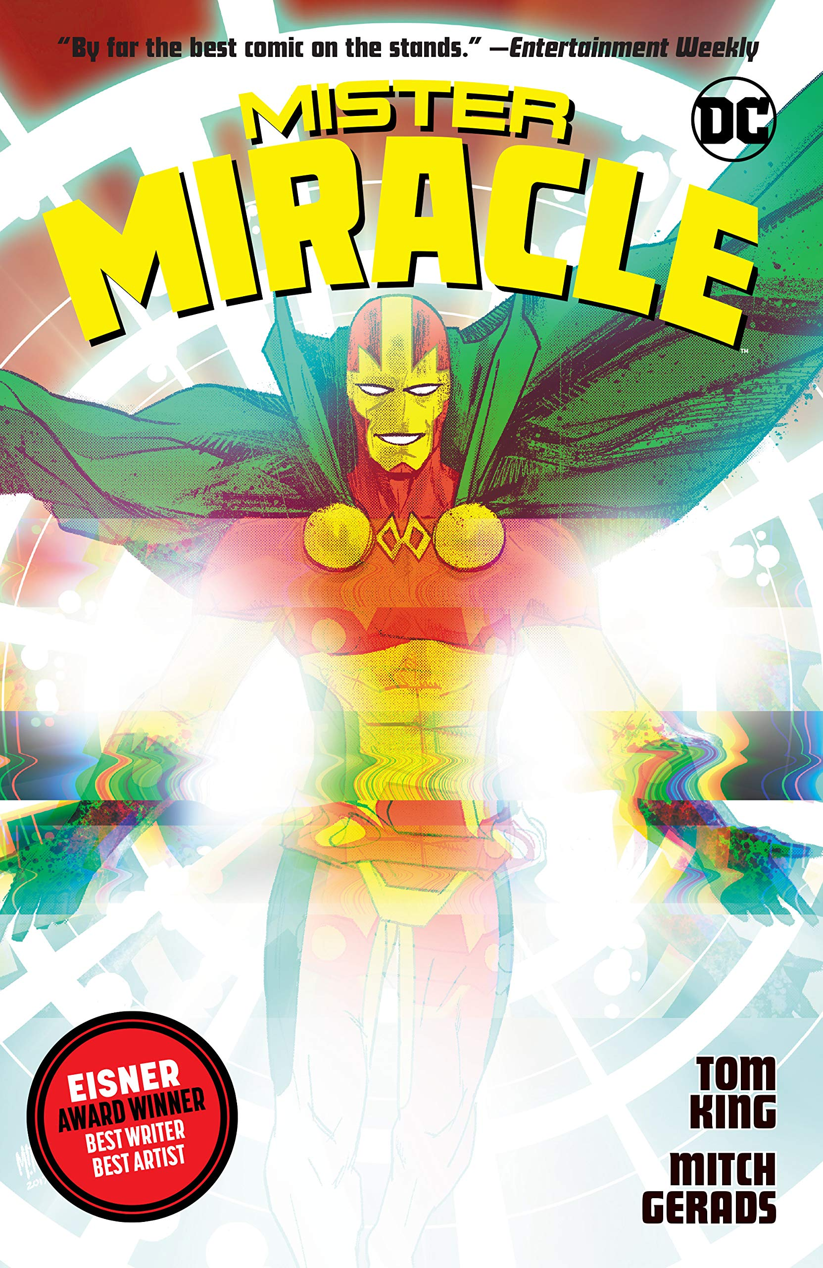 Mister Miracle by DC