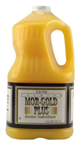 Mor-Gold Plus Butter Substitute by Lou Ana