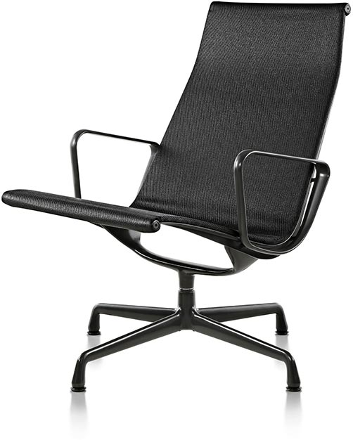 Outdoor Eames Aluminum Group Lounge Chair by Herman Miller