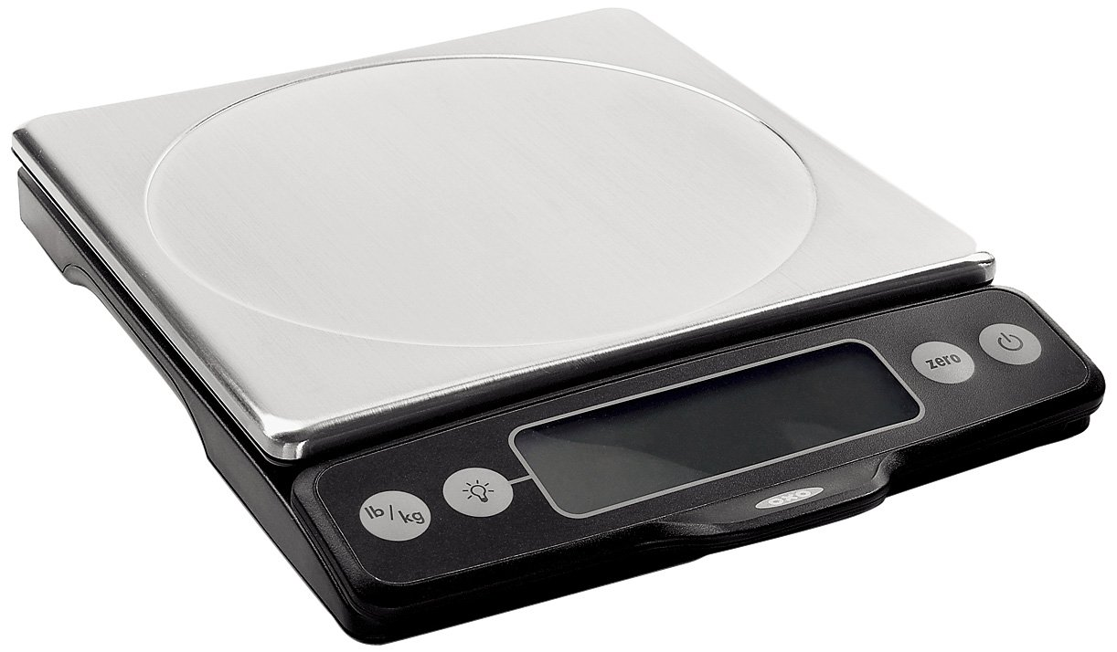 Good Grips 11 Lb Food Scale with Pull-Out Display by OXO