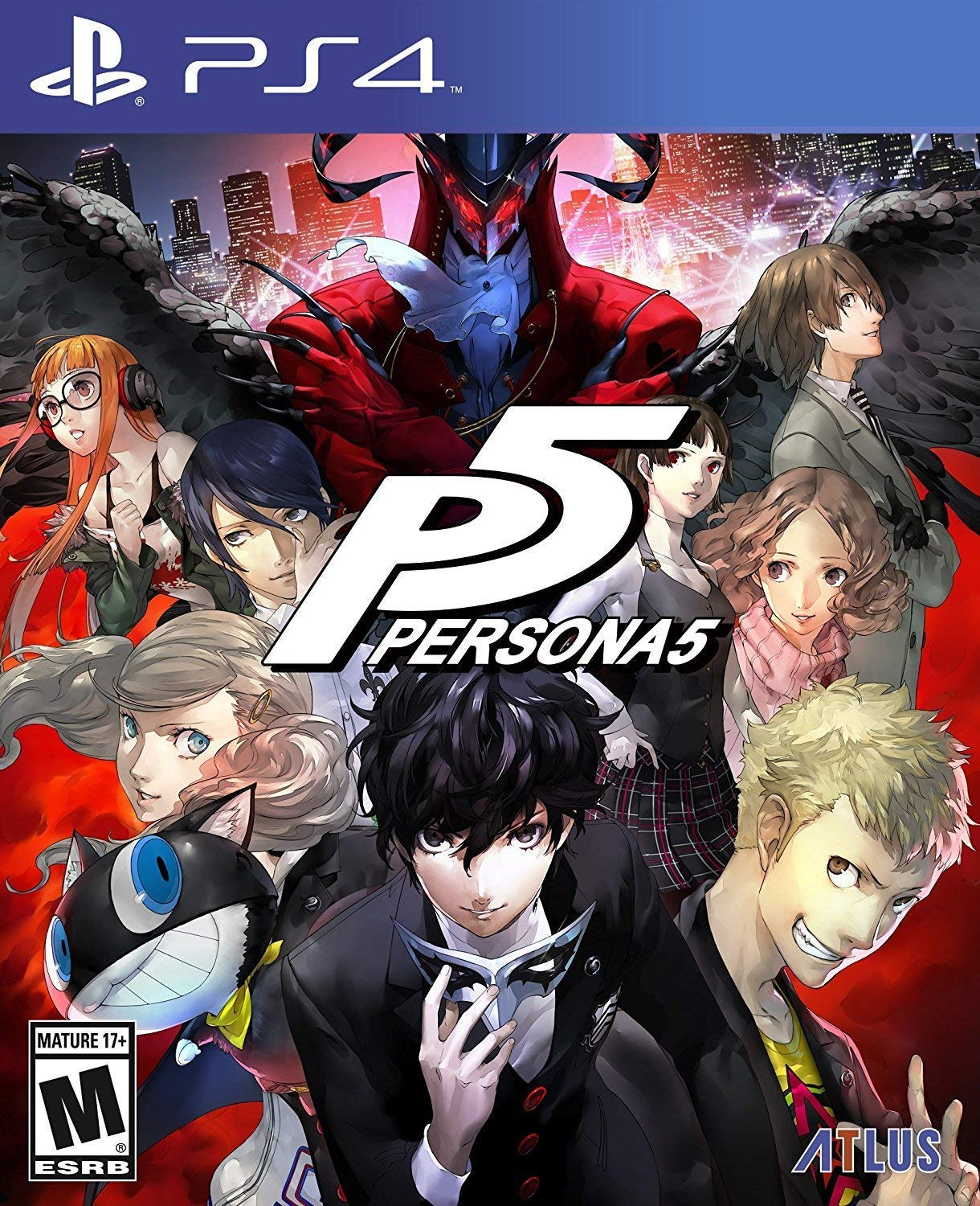 Persona 5 by Atlus