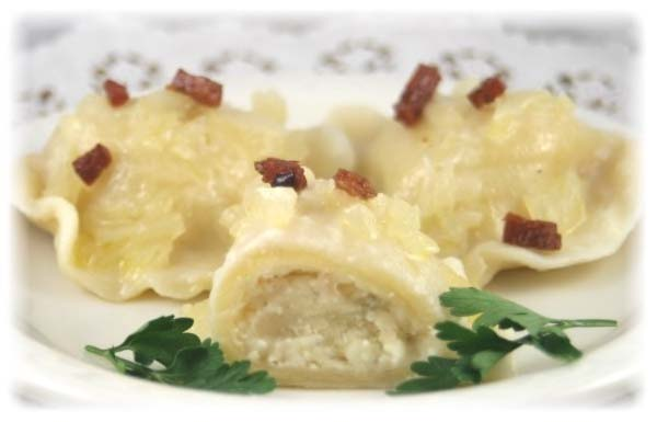 Potato and Farmer Cheese Pierogi by S&D Polish Deli