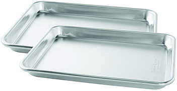 Quarter Sheet Pan, 2-Pack by Nordic Ware