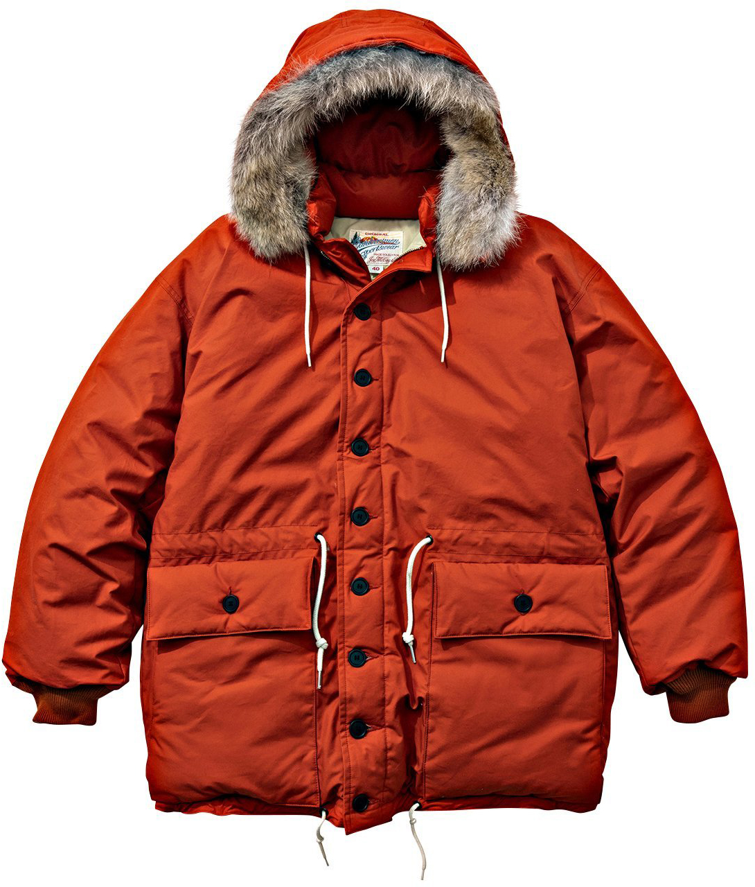 ARCTIC OUTDOOR EXPLORER DOWN JACKET by The Real McCoy's