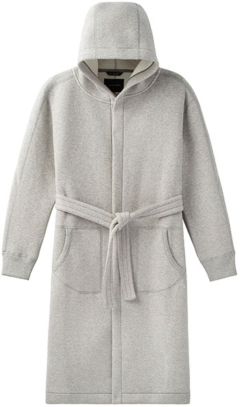 Cabin Fleece Robe by wings+horns