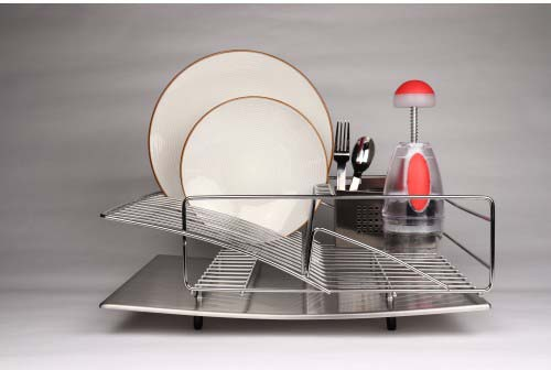 Rohan Dish Drainer by Zojila