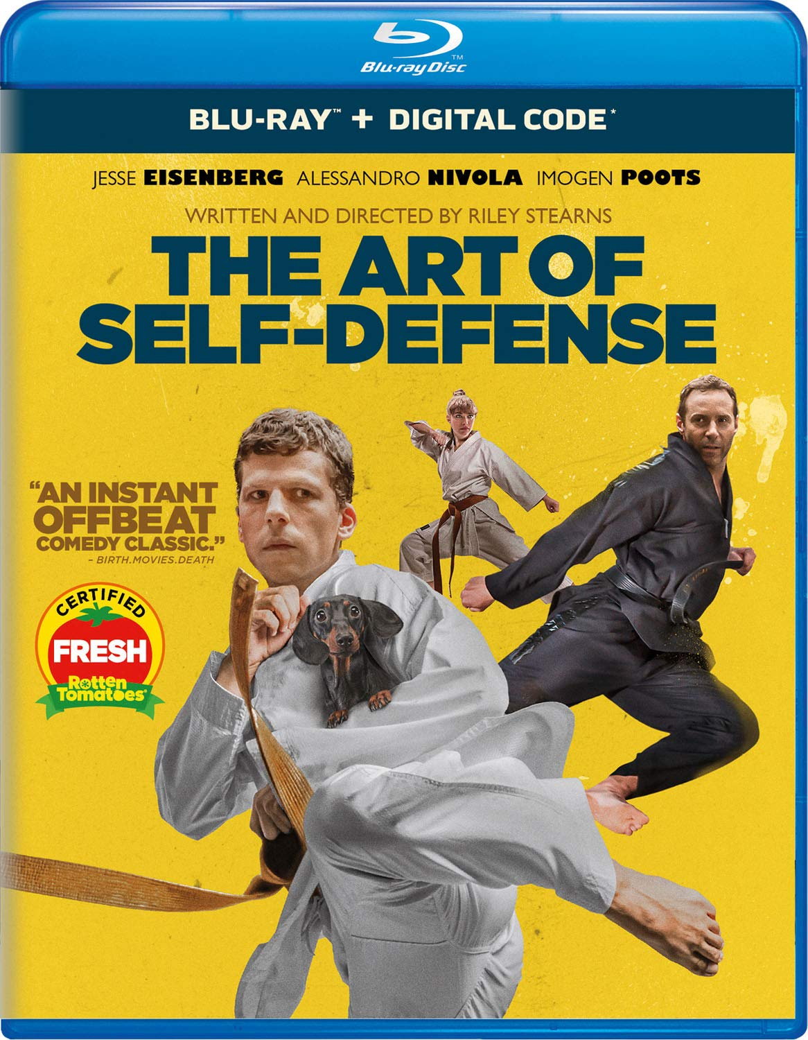 The Art of Self-Defense by Universal Pictures Home Entertainment