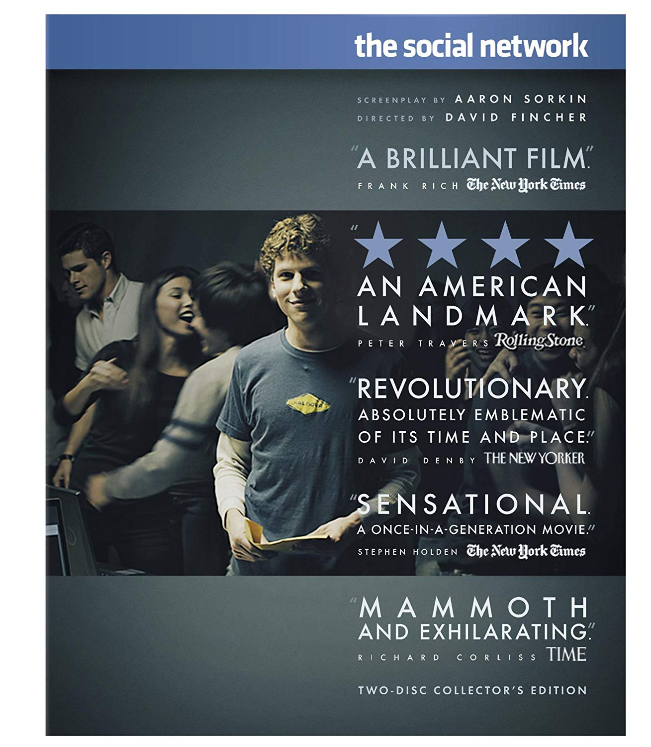 The Social Network by Sony Pictures
