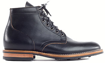 Men's Service Boot Black Chromexcel by Viberg Boot