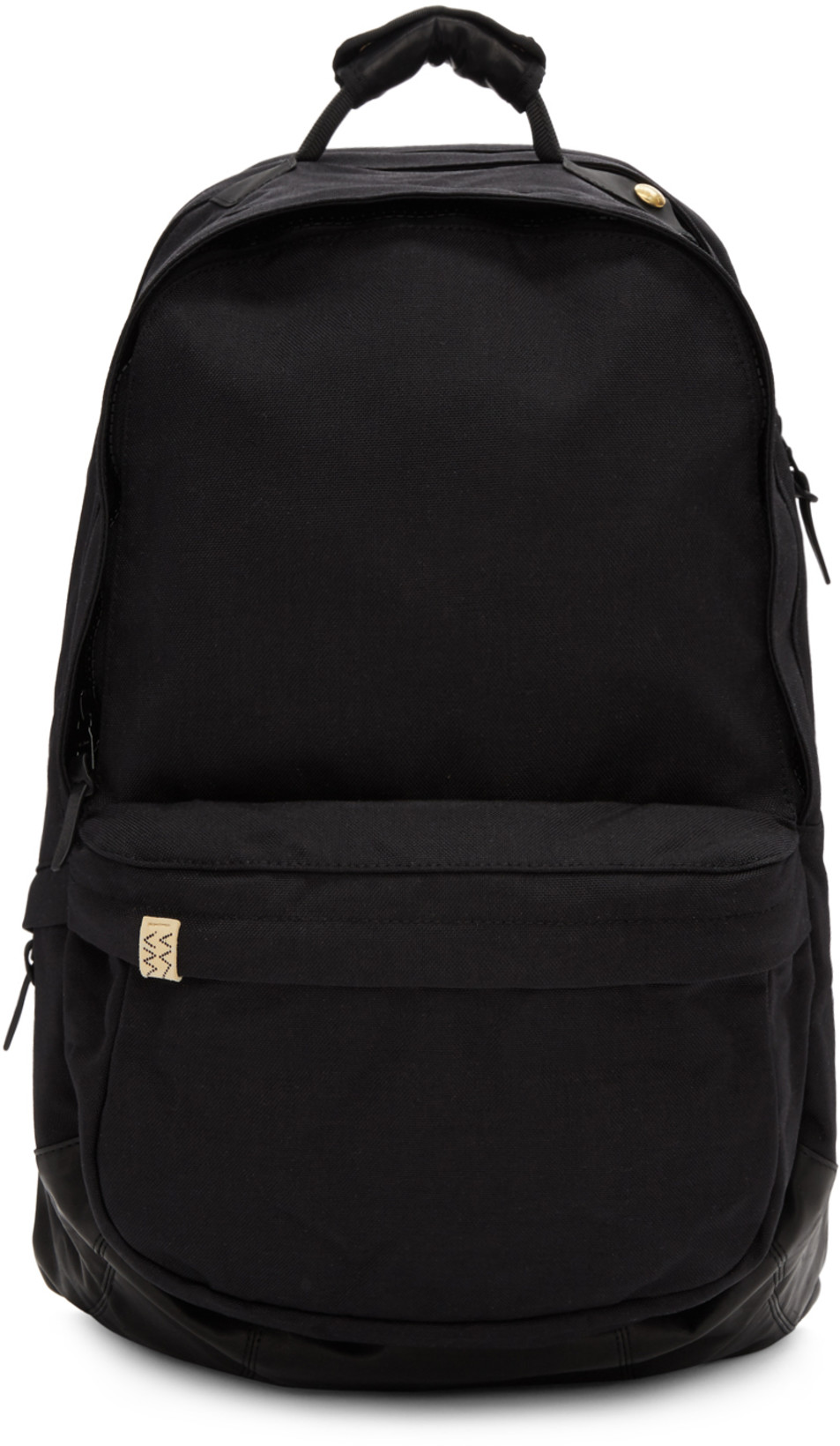 Cordura 22L, black by Visvim